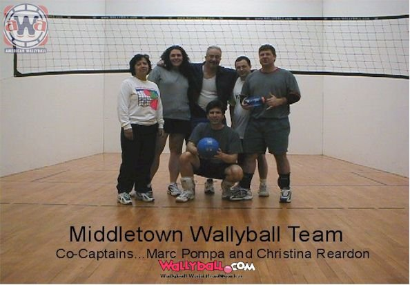 MIDDLETOWN WALLYBALL